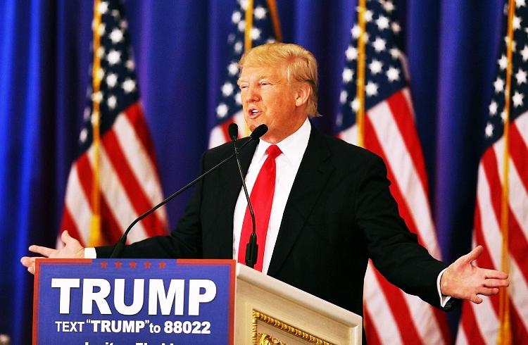ABD'nin 45. Başkanı Donald Trump Seçildi!