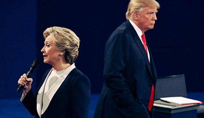 ABD'nin Yeni Başkanı Clinton mu Yoksa Trump mu Olacak?