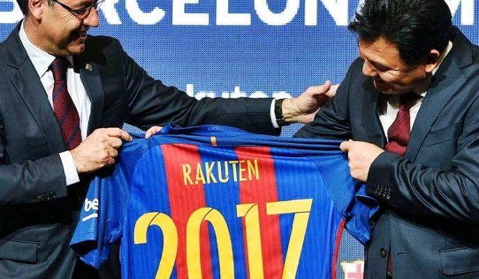 Barcelona'ya 266 Milyon Dolarlık Sponsor Piyangosu!