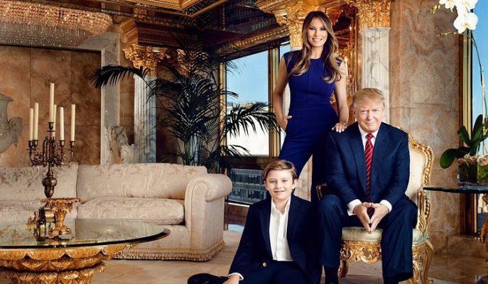 Donald Trump'ın Sahip Olduğu Olağanüstü 5 Ev
