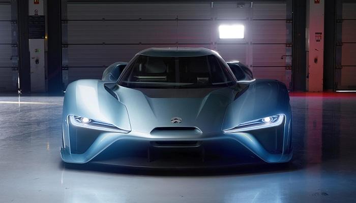 Dört Farklı Motor ile Saatte 313 Kilometrelik Hıza Ulaşabiliyor