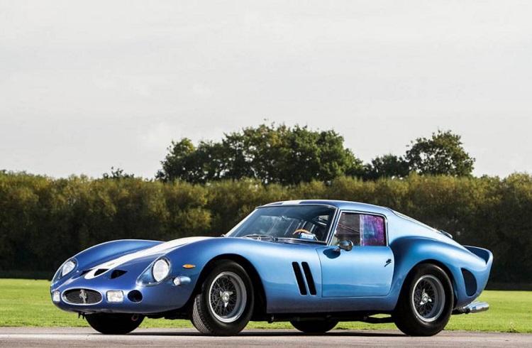 Dünyanın En Pahalı Arabası 56 Milyon Dolarlık 1962 Model Ferrari 250 GTO Oldu!