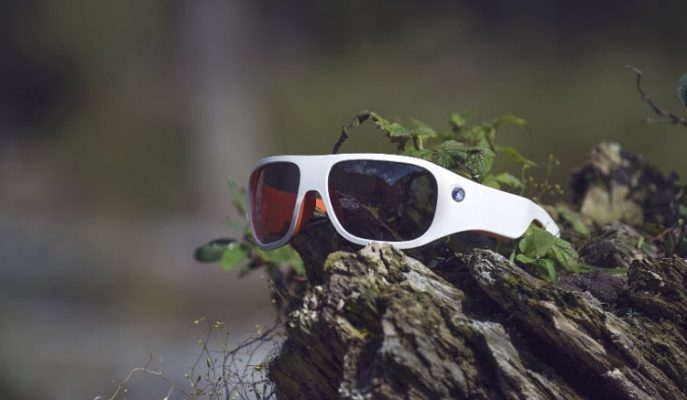 Dünyanın İlk 360 Derece Video Çekebilen Gözlüğü: ORBI Prime