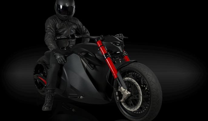 """Elektrikle Hayat Bulan Ultra Güçlü Bir Motosiklet: """"Zvexx Bike"""""""