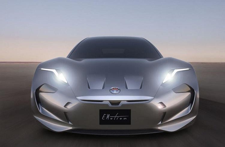 """Dünyanın En Teknolojik Elektrikli Otomobili: """"Fisker EMotion"""""""