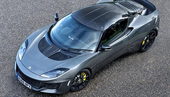 Etkileyici Aerodinamik Konfigürasyonuyla Yeni Lotus Harikası