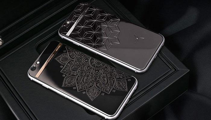 Gresso iPhone 7 Black Diamond Koleksiyonunun Fiyatı