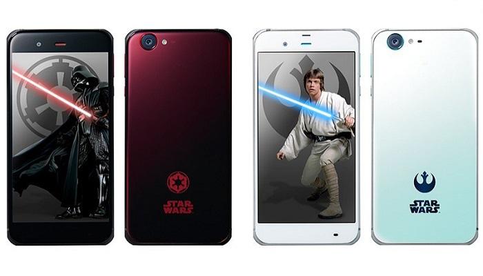Star Wars'ın İki Farklı Versiyonundan Oluşan Tasarımlar