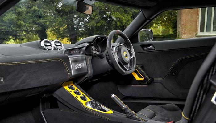 Lotus Evora Sport 410 Modelinin Fiyatı