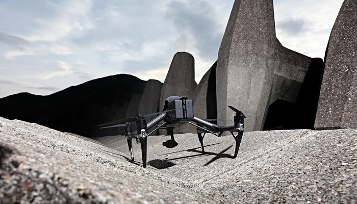 """Markanın İlk Çift Kameralı Drone Modeli: """"Inspire 2"""""""