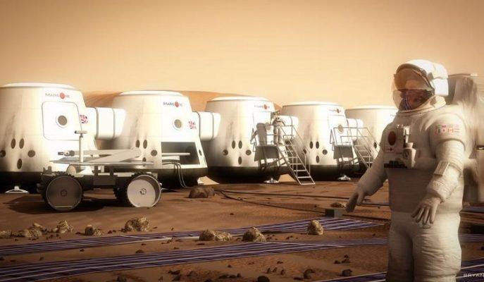 Mars Üzerine Yapılacak İnsanlığın İlk Evi Nasıl Olacak?
