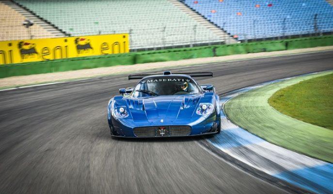 Edo Competition Tarafından Yenilenen Türünün Tek Örneği Bir Maserati Modeli