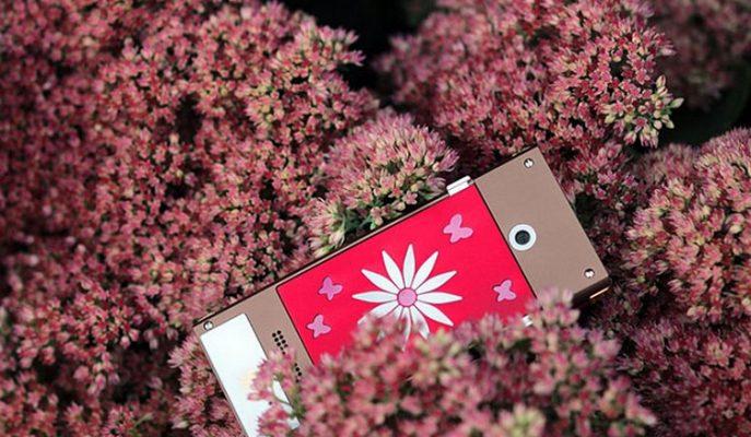 """Baharın Güzelliklerini Tasarımında Barındıran Enfes Bir Telefon: """"Mobiado Professional 3 VG Fleur"""""""
