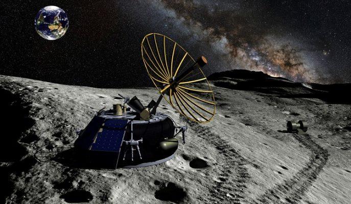 Moon Express, Ay'a Çıkan İlk Özel Şirket Olacak!