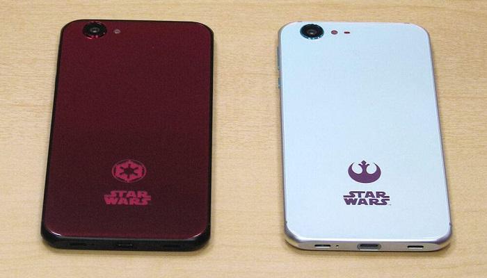 Sharp'ın Star Wars Temalı Akıllı Telefonları Ne Zaman Satışa Çıkacak?