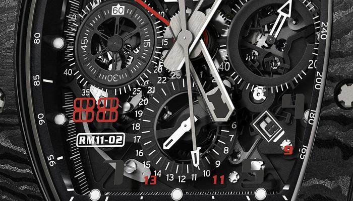 Titanyum Kaplı Mekanizmasıyla Zamansız Bir Saat Modeli