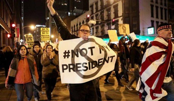 Trump Karşıtlarını Tek Çatı Altında Toplayacak Yüzük: Blue
