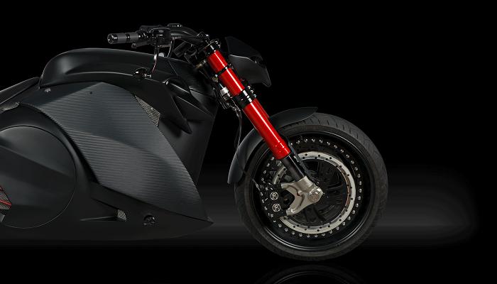 Türünün Tek Örneği Bir Motosiklet Modeli
