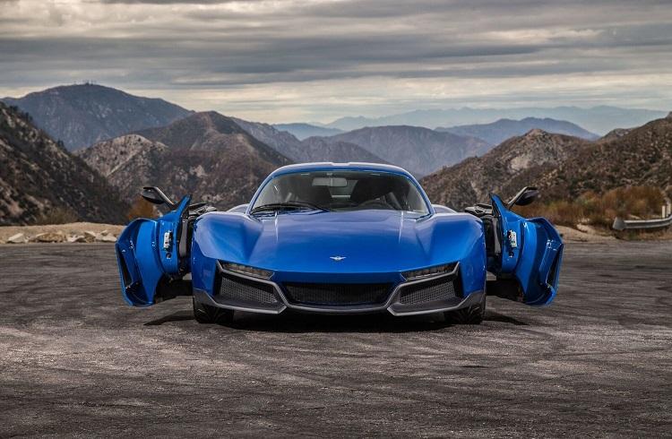 """Üst Düzey Bir Otomobil Arzulayanlara Özel Yeni """"Rezvani Beast Alpha"""""""