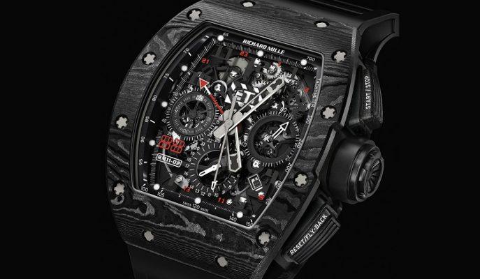 Yeni Richard Mille RM 11-02 Automatic Flyblack Saati, Lükse Olan Aşkınızı Tazeleyecek!