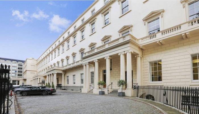 19. Yüzyılın Başlarında İnşa Edilen Eşsiz Londra Evi