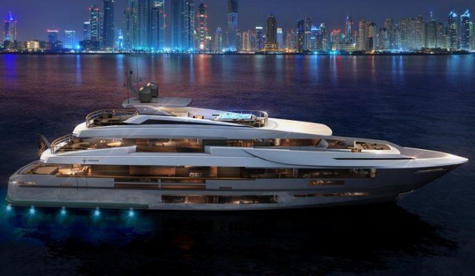 """Admiral ve IYC Yachts Gururla Sunar: """"Vetta 40 Süper Yat"""""""