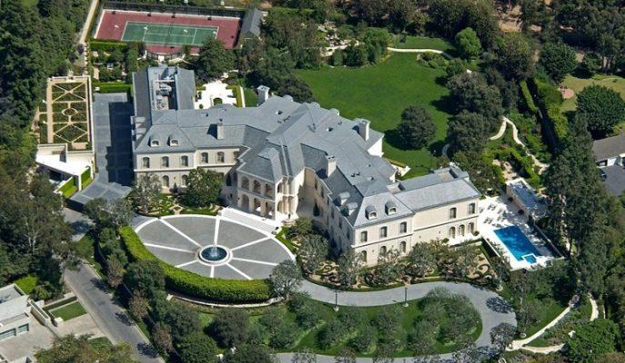 """Dudak Uçuklatan Fiyatıyla Amerika'nın En Pahalı Evi: """"The Manor"""""""