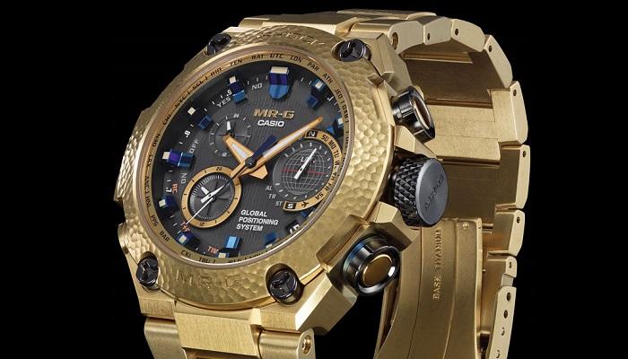 Casio G-Shock MR-G Gold Hammer Tone Saatinin Fiyatı