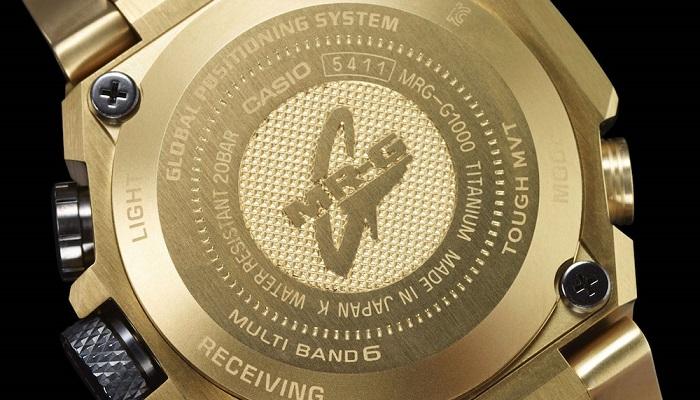 Casio MR-G Koleksiyonun 20. Yılına Özel Bir Başyapıt