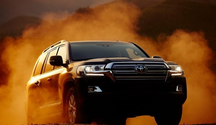 2000 Beygirli Dünyanın En Güçlü SUV Modeli: Toyota Land Speed Cruiser