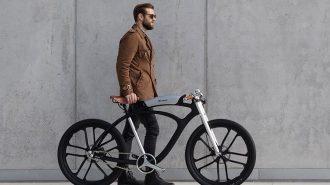 """Sürücü Dostu Etkileyici Bir Elektrikli Bisiklet: """"Noordung Angel Edition"""""""