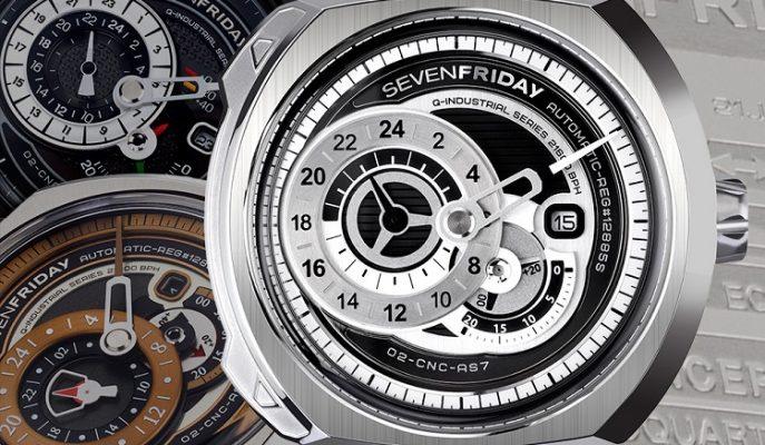 """Saatçilik Dünyasında Hakimiyet Kuracak Enfes Bir Koleksiyon: """"SevenFriday Q-Series"""""""