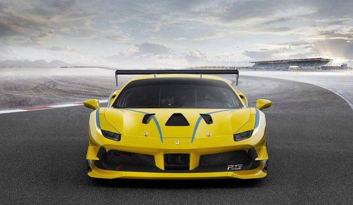 Ferrari 488 Challenge Zincirlerinden Kurtulup Şehrin Caddeleriyle Buluşuyor!