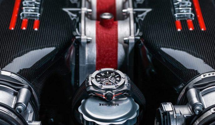 Hublot Big Bang UNICO Ferrari ile Gücü Bileğinizde Hissedin!