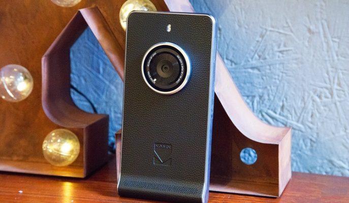 """Kodak'tan Fotoğraf Tutkunlarına Özel Akıllı Telefon: """"Ektra"""""""