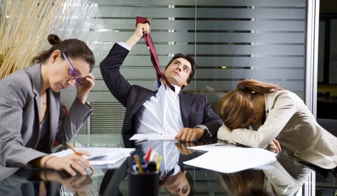 Mutsuz Çalışanlarla Nasıl Başa Çıkılır?