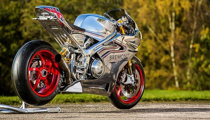 Norton V4 RR ve V4 SS Motosikletlerinin Fiyatı