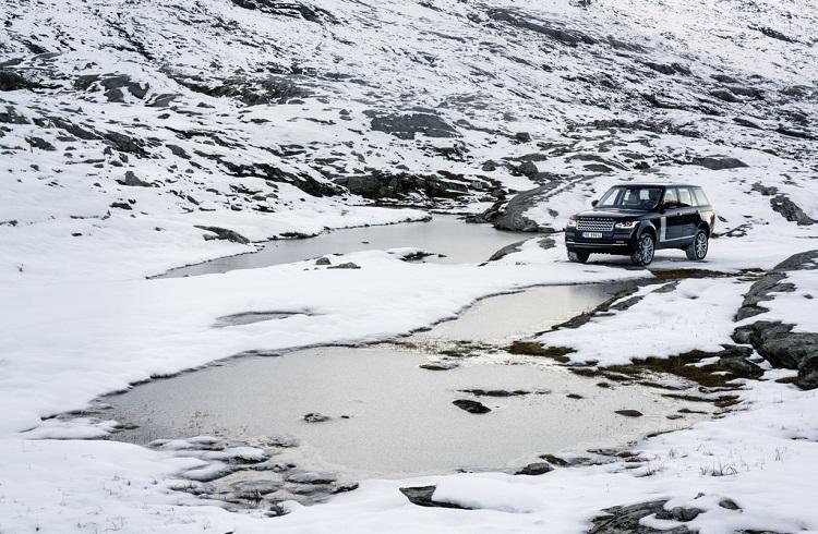 Range Rover TDV6 Autobiography ile Bir Fotoğrafçının İş Birliği