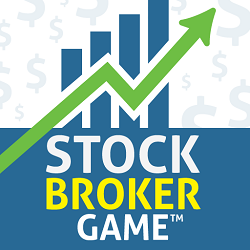 Stock Broker Game
