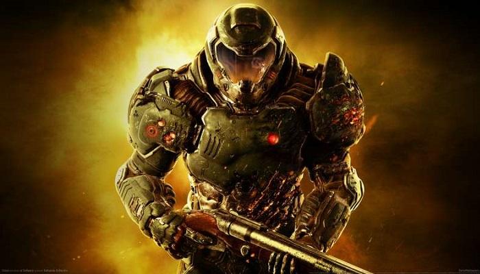 En İyi Aksiyon Oyunu: Doom