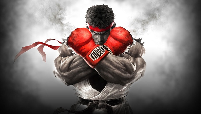 En İyi Dövüş Oyunu: Street Fighter V