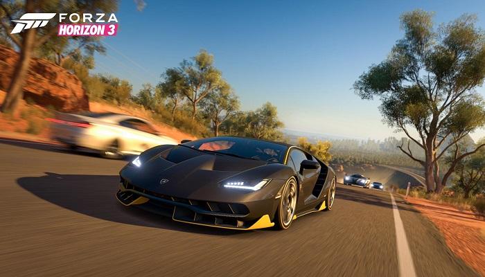 En İyi Spor/Yarış Oyunu: Forza Horizon 3