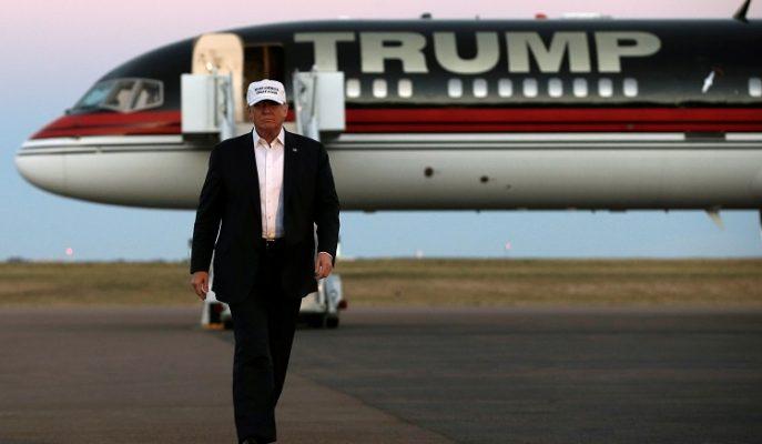 Donald Trump'ın Sahip Olduğu En Pahalı Ulaşım Araçları