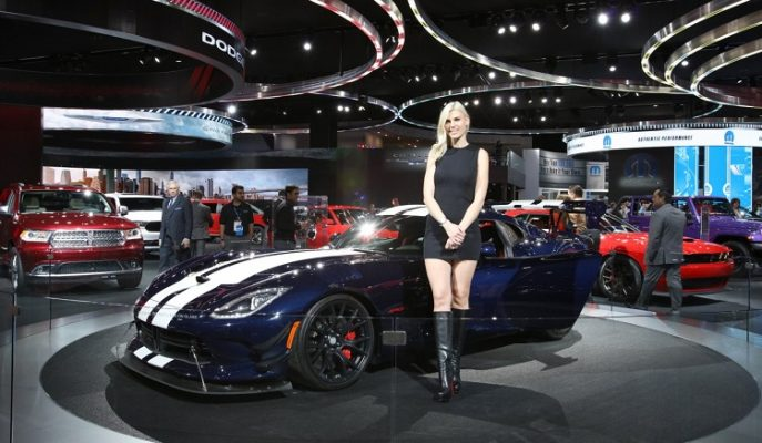 2017 Detroit Otomobil Fuarı'nın Parlayan 5 Yıldızı