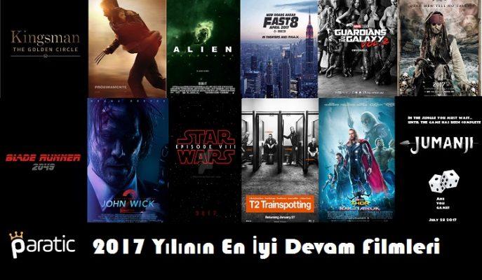 2017 Yılına Damga Vurması Beklenen En İyi Devam Filmleri