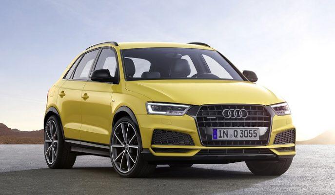 """Kompakt SUV Pazarının En Dikkat Çekici Modellerinden: """"2018 Audi Q3"""""""