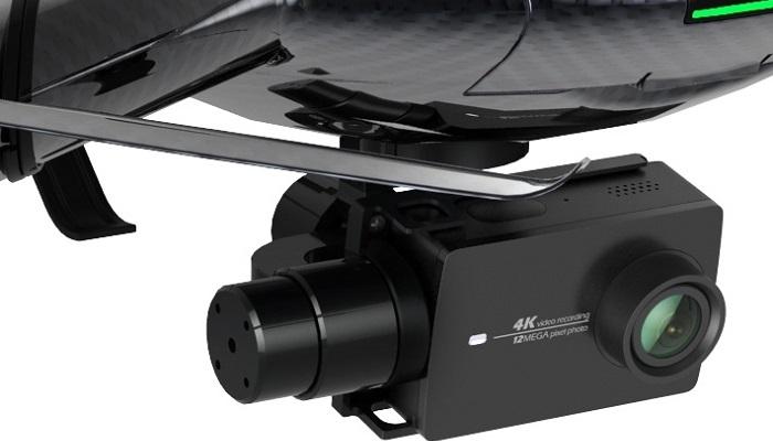 4K Çözünürlüklü Kamerası ve Teknolojik Donanımı