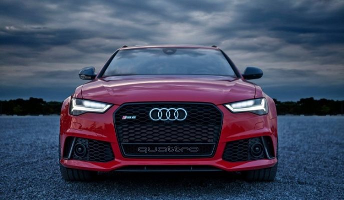 """Dünyanın En Güçlü Station Wagon Arabası: """"Audi RS6 Avant"""""""