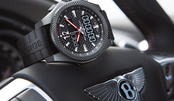 Hem Cesur Hem de Spor Bir Saat: Breitling Bentley Supersports B55