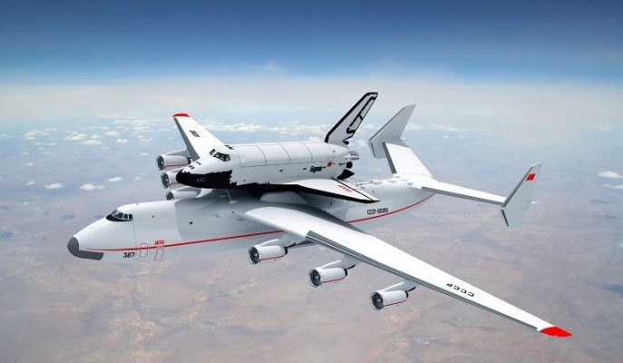 Akıl Almaz Boyutlarıyla Dünyanın En Büyük Uçakları